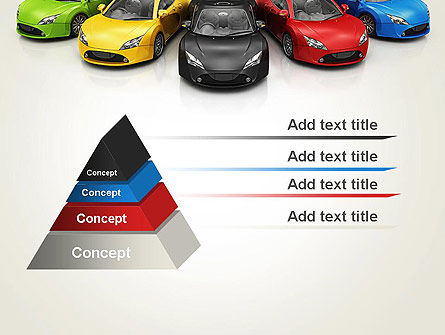 New Cars PowerPoint Template Slide 4