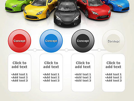 New Cars PowerPoint Template Slide 5