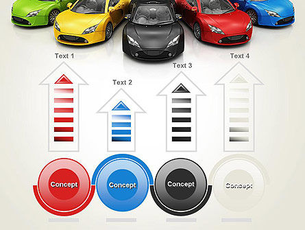 New Cars PowerPoint Template Slide 7