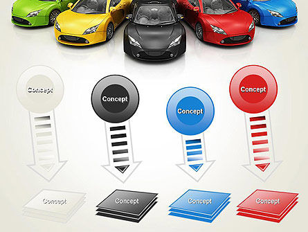 New Cars PowerPoint Template Slide 8