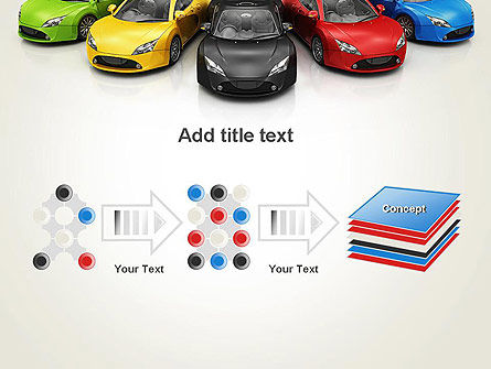 New Cars PowerPoint Template Slide 9