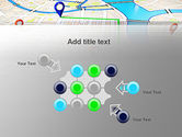 Navigation Points PowerPoint Template#10