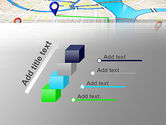 Navigation Points PowerPoint Template#14