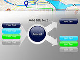 Navigation Points PowerPoint Template#15