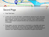 Navigation Points PowerPoint Template#2