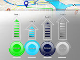 Navigation Points PowerPoint Template#7