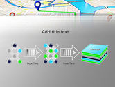 Navigation Points PowerPoint Template#9