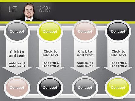 Life Work Balance PowerPoint Template Slide 18