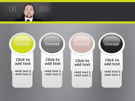 Life Work Balance PowerPoint Template Slide 5