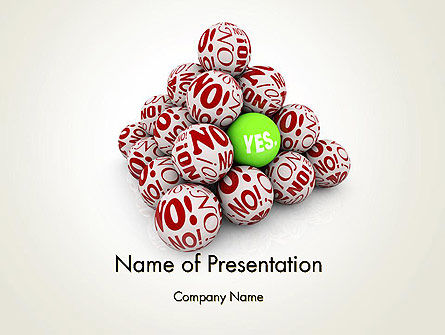 Overcome Objections PowerPoint Template