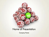 Business Concepts: Overcome Objections PowerPoint Template #11968