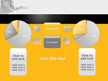Generating Words PowerPoint Template Slide 16