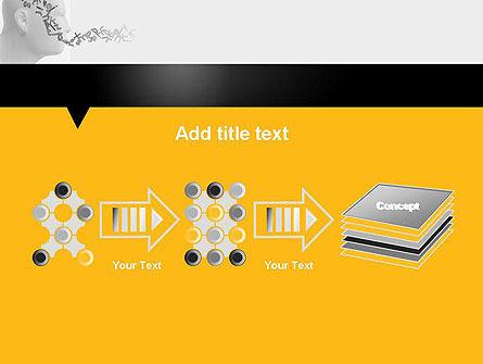 Generating Words PowerPoint Template Slide 9
