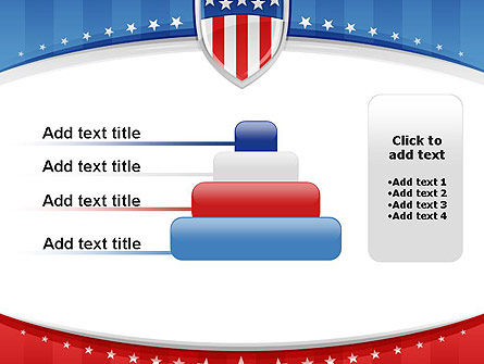 Patriotic Background PowerPoint Template Slide 8