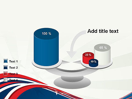 Patriotic Themed PowerPoint Template Slide 10