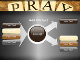 Time to Pray PowerPoint Template#15