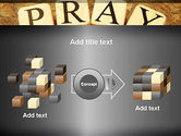 Time to Pray PowerPoint Template#17