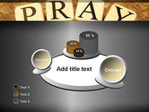 Time to Pray PowerPoint Template#6