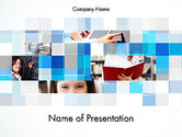 Business: Barley-Break Style PowerPoint Template #11989