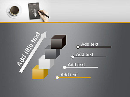 Coffee and Productivity PowerPoint Template Slide 14