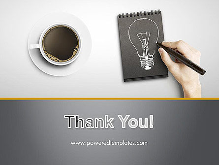 Coffee and Productivity PowerPoint Template Slide 20