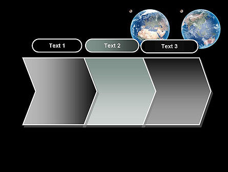 Earth and Moon PowerPoint Template Slide 16