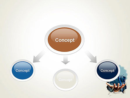 Research Ideas PowerPoint Template, Slide 4, 12005, Business Concepts — PoweredTemplate.com