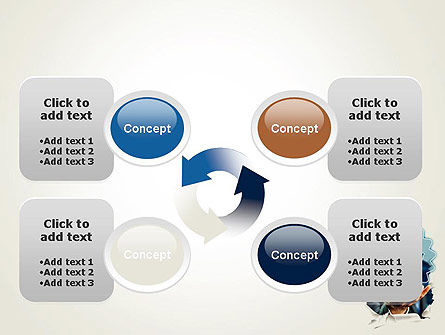 Research Ideas PowerPoint Template Slide 9