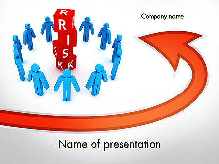Consulting: Risk Assessment PowerPoint Template #12011