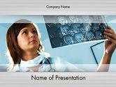Medical: Templat PowerPoint Mrt #12012