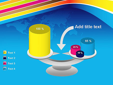 Colorful World PowerPoint Template Slide 10