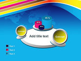 Colorful World PowerPoint Template#16