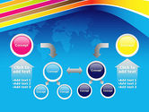 Colorful World PowerPoint Template#19