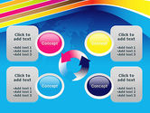 Colorful World PowerPoint Template#9
