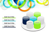 Cool Presentation with Rings PowerPoint Template#12