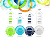 Cool Presentation with Rings PowerPoint Template#7