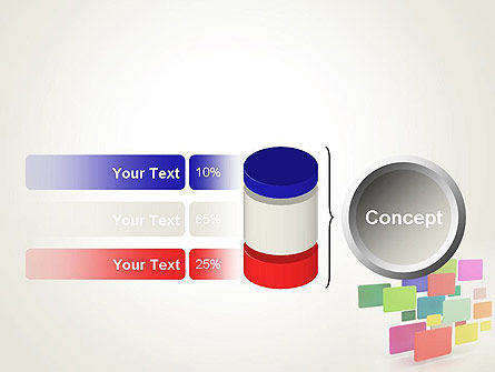 Digital Colors PowerPoint Template Slide 11