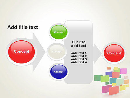 Digital Colors PowerPoint Template Slide 17