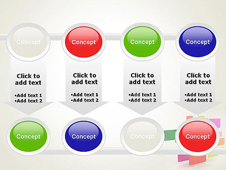 Digital Colors PowerPoint Template Slide 18