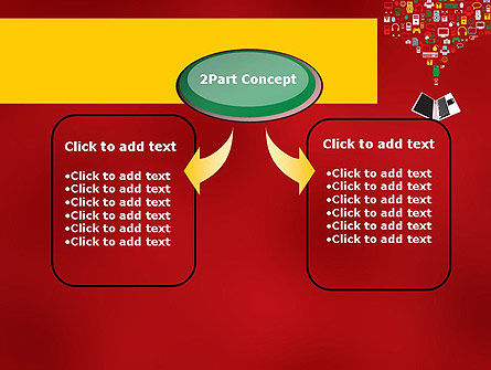 Computer Mobility PowerPoint Template, Slide 4, 12030, Computers — PoweredTemplate.com