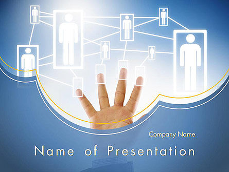 Human Resource Management System PowerPoint Template