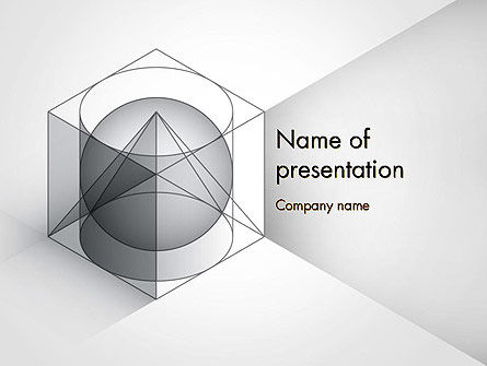 Geometrical PowerPoint Template