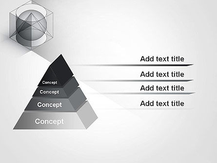Geometrical PowerPoint Template Slide 12