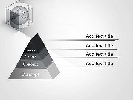 Geometrical PowerPoint Template Slide 12
