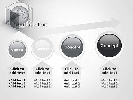 Geometrical PowerPoint Template Slide 13