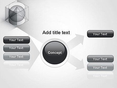 Geometrical PowerPoint Template Slide 14