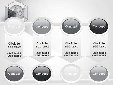 Geometrical PowerPoint Template Slide 18