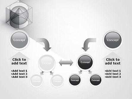 Geometrical PowerPoint Template Slide 19