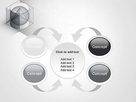 Geometrical PowerPoint Template Slide 6