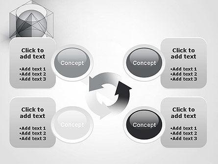 Geometrical PowerPoint Template Slide 9